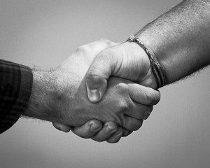 our-union-handshake