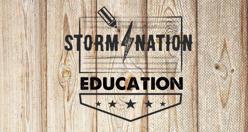 storm nation education