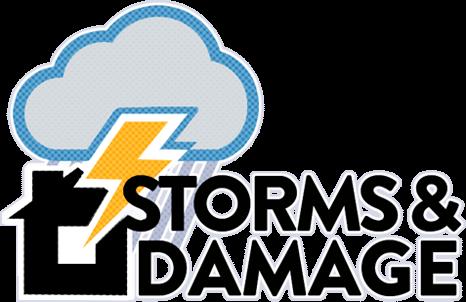 storms damage